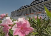 1st May Day in Cagliari with the Cruises